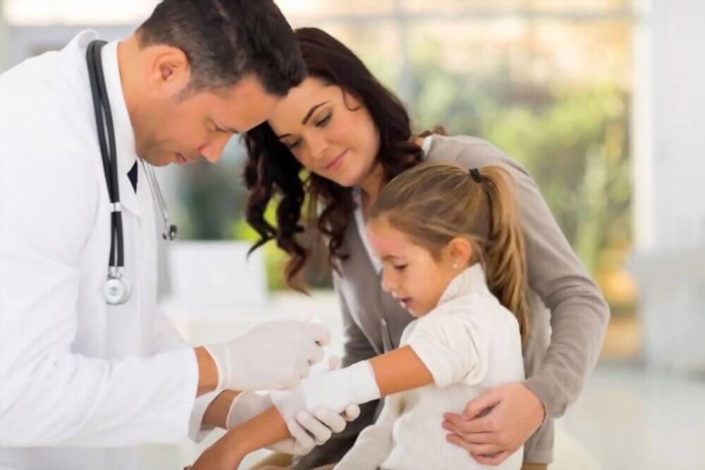 Pediatic First Aid