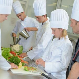 International Award of Level 4 in Food Safety Catering