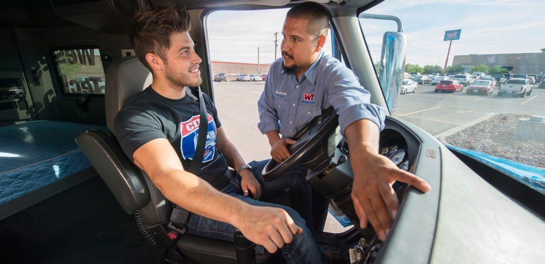 Commercial Driver Training Program